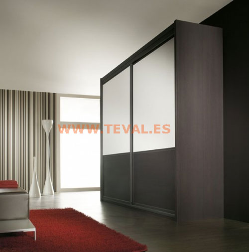 Armarios teval s l fabricaci n de muebles teruel for Muebles teruel
